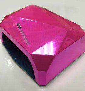 UV+LED лампа гибрид
