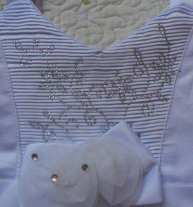 Выпускное платье Santa & Barbara 116-122р.