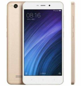 """Смартфон 5"""" Xiaomi 4A 16Gb Gold"""