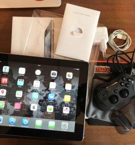 Apple iPad 4 16Gb Wi-Fi + джойстик SteelSeries