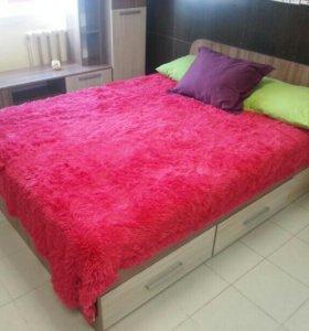 Кровать #2 с матрасом