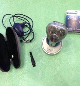 Электробритва Philips HQ9160+новые головки HQ9