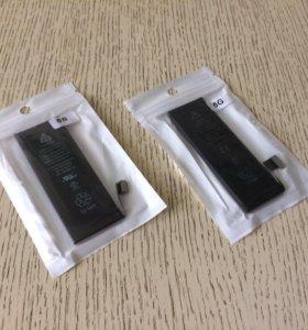 Батареи на iPhone 5/5s/5c АКБ