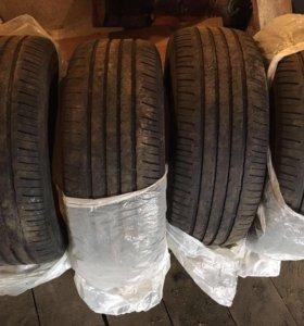 Шины Bridgestone 255/55 R18 Runflat