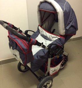 Детская коляска Bergsteiger Capri