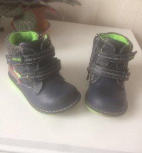 Осенние/весенние ботиночки