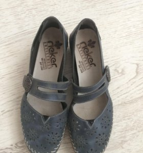 Туфли Rieker новые