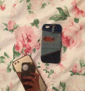 Чехлы на iPhone 5(5s)