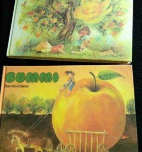 2 книги Bummi на немец. языке (89,90) в идеале