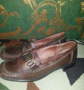 Туфли,натуральная кожа(38)