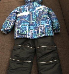 Куртка + штаны непромокаемые