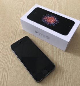 iPhone SE 16 GB Space Grey