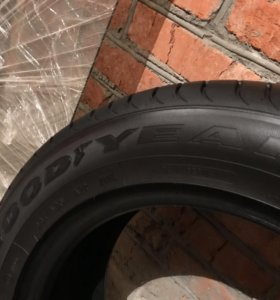 Комплект летних шин 205/60R16 rof Goodyear Efficie