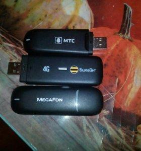 Мегафон 3G модемы