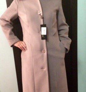 Новое кашемировое пальто!