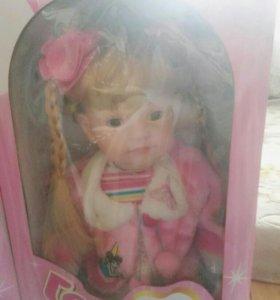 Интерактивная кукла Герда