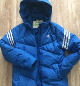 Adidas пуховик р150