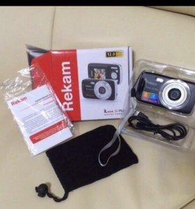 Новый фотоаппарат rekam