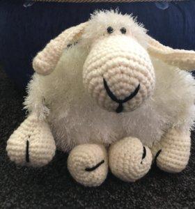 "Диванная подушка ""овечка"""