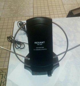 Антенна с усилителем сигнала rexant rx 103