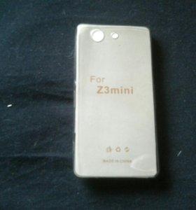 Чехол Sony z3 compact