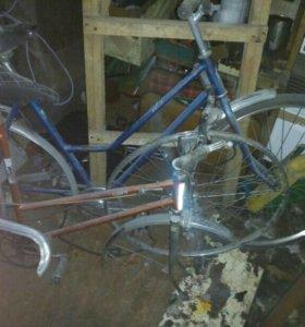 Велосипеды финские
