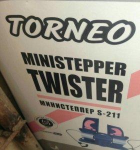 Torneo Mini stepper twister s-211