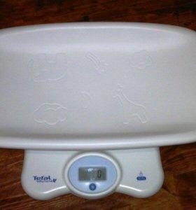 Детские весы Tefal