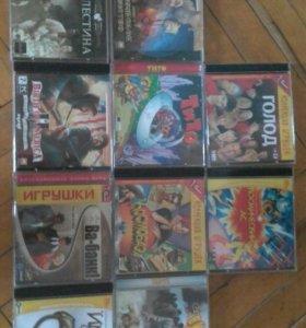 Компьютерные Игры (диски)
