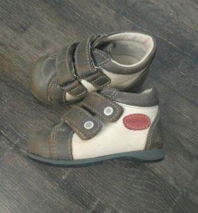 Ботинки детские, 20 размер