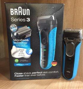 Новая электробритва Braun Series 3