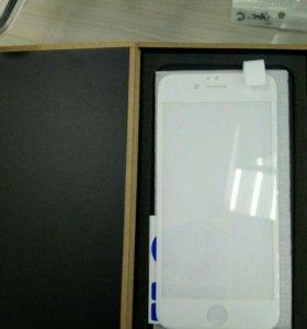 IP6,7 переднее защитное стекло