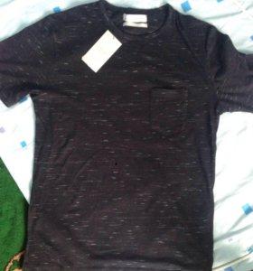 Две новые футболки ZARA MAN