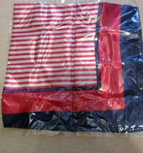 Шелковый платочек размеры 50*50 см