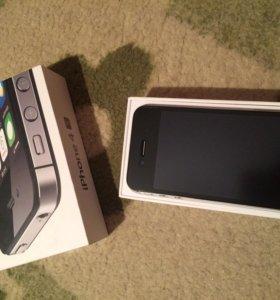 iPhone 4s, 8 GB, Black