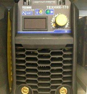Сварочный аппарат инверторный 170 ампер