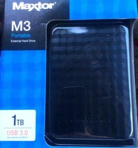 USB3.0 HDD Maxtor 1Tb