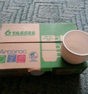 Набор чашек для кофе Arcoroc