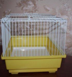 Клетка для грызуна, крысы, хомяка, мыши