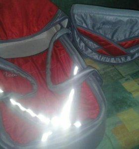 Люлька переноска и сумка для коляски