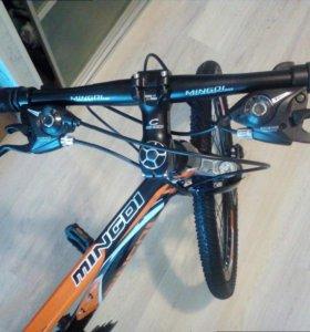 """Продам горный велосипед с 26"""" дисками"""