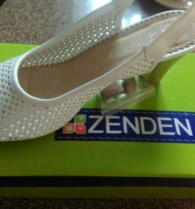 Туфли новые Zenden