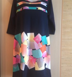 Новое платье, р-р 46-48