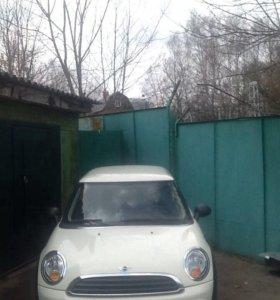 Mini Cooper one 1.6 2011 г. Акпп