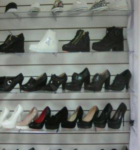 Открылся новый магазин женской обуви