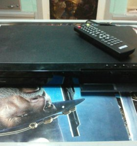 DVD Проигрыватель MYSTERY MDV-736U