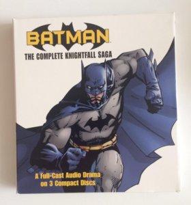 Аудиокнига Batman