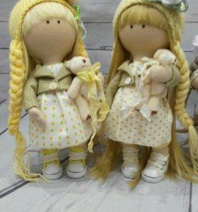 Куклы коллекционые
