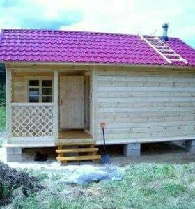 Строительство и ремонт дачных домиков