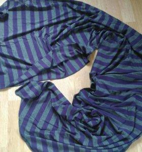 Слинг-шарф трикотажный